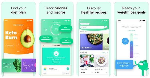 14. Lifesum: Diet&Macro Tracker
