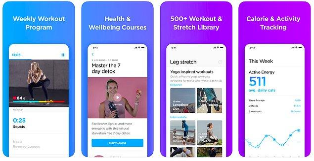 15. Zones for Training, Zova : Workouts & Wellness