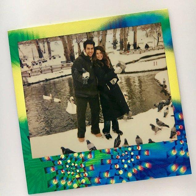 17. Gelelim bu haftaki son habere; zira hâlâ konuşuluyor. Beren Saat eski aşkı Efe ile olan fotoğrafını Instagram'dan paylaşınca resmen linç edildi...