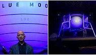 Milyonerler Gözünü Ay'a Dikti: Amazon'un Kurucusu Jeff Bezos Uzay Turizmine El Atıyor!