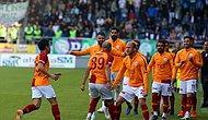 Cimbom Son Dakikada Güldü! Çaykur Rizespor - Galatasaray Maçının Ardından Yaşananlar ve Tepkiler