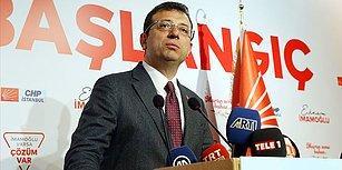 İmamoğlu: 'Anadolu Ajansı'na Alternatif Seçim Haber Merkezi Kuruyoruz'