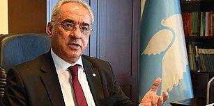 Muammer Aydın Yarıştan Çekildiğini Açıkladı: DSP İstanbul Büyükşehir Belediyesi İçin Aday Göstermeyecek