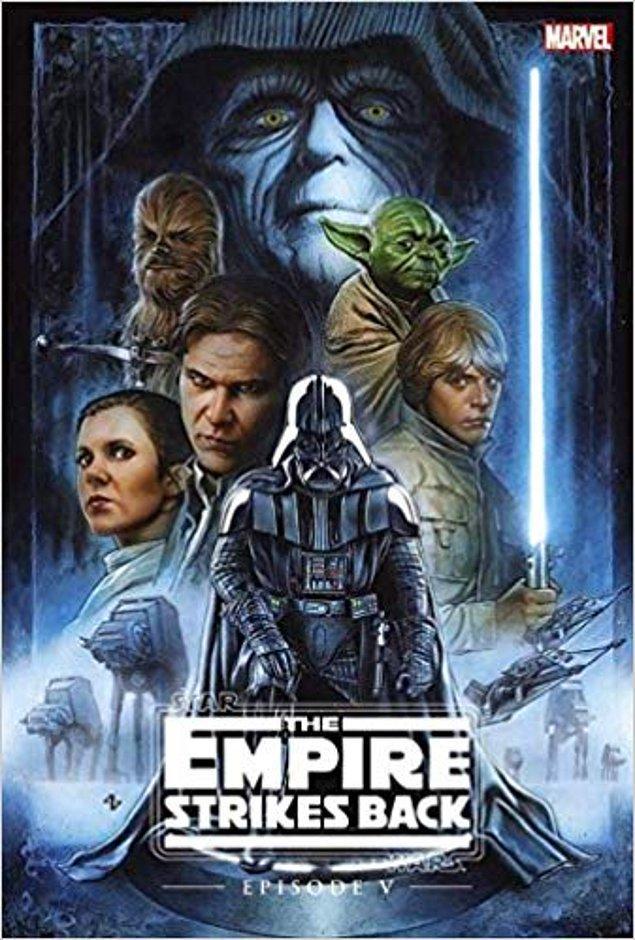 3. George Lucas, Yıldız Savaşları serisinin en kötü filminin İmparator'un Dönüşü olduğunu düşünüyor.