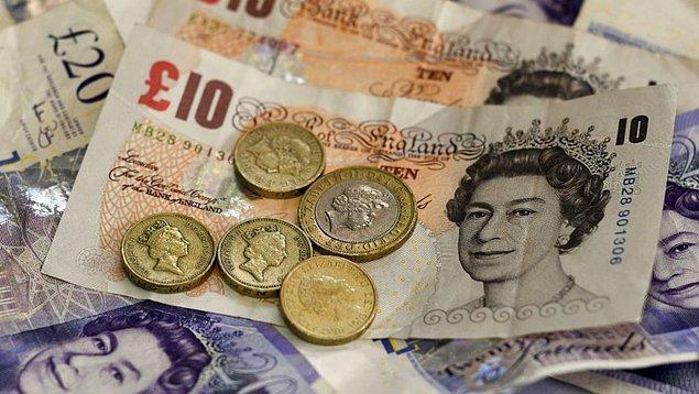 15. Birtanya pound'u 1200 yaşındadır ve dünyanın en eski para birimidir.