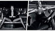 """61 Yaşındaki Sharon Stone, Vogue İçin Kameralar Karşısına Geçip """"Temel İçgüdü"""" Anlarını Canlandırdı!"""