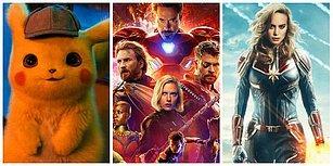 Bakın Zirvede Kim Var? İşte 2019'un En Fazla Gişe Yapan Filmleri!