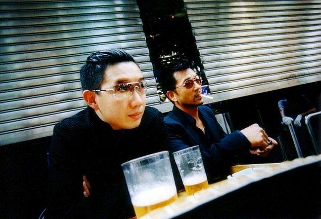 4. Kirli İşler (2002) Mou Gaan Dou