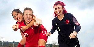 İçindeki Gücü Ortaya Çıkar! Türkiye Kadın Milli Futbol Takımı'na Girebilecek misin?