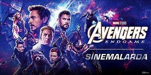 Avengers: Endgame Tüm Rekorları Alt Üst Ediyor! Bu Rekora Ortak Olmak İstiyorsan Biletini Hemen Al!