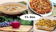 ''Akşam İftara Ne Pişirsem?'' Diye Düşünmeyin! Ramazan'ın 11. Günü İçin İftar Menüsü Önerisi