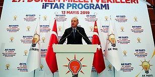 Cumhurbaşkanı Erdoğan: 'Sandık Kurulu Üyeleriyle İlgili Yanlışı Tespit Ettik, Bu Bizim İçin Bir Fırsat Oldu'
