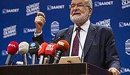 Saadet Partisi'nden 23 Haziran Kararı: 'Necdet Gökçınar Tekrar Aday'