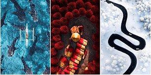Harikalarla Dolu Doğanın Drone ile Çekilmiş Birbirinden Güzel 25 Fotoğrafı