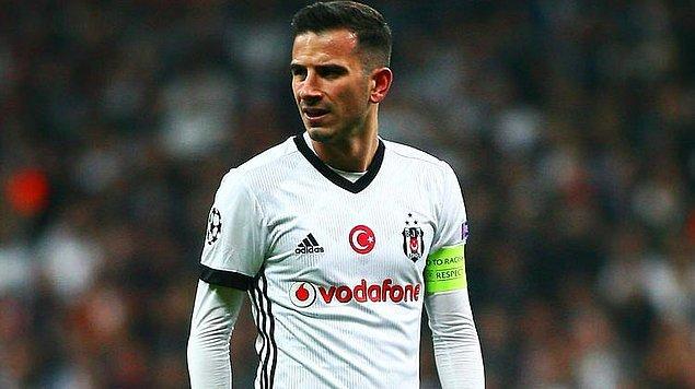 15. Oğuzhan Özyakup / Beşiktaş JK