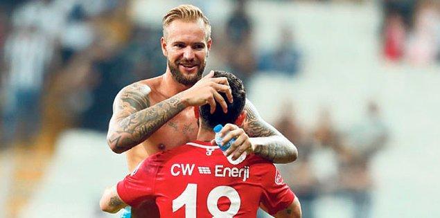12. Ruud Boffin / Antalyaspor