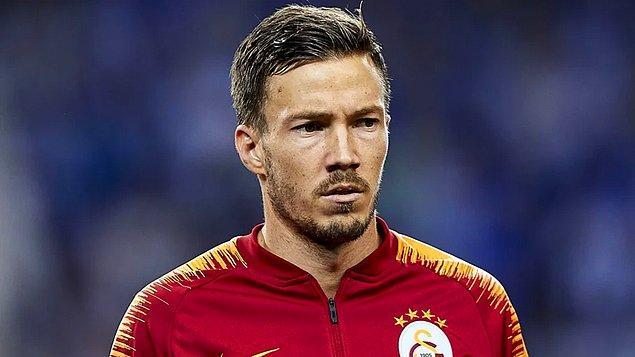 11. Martin Linnes / Galatasaray