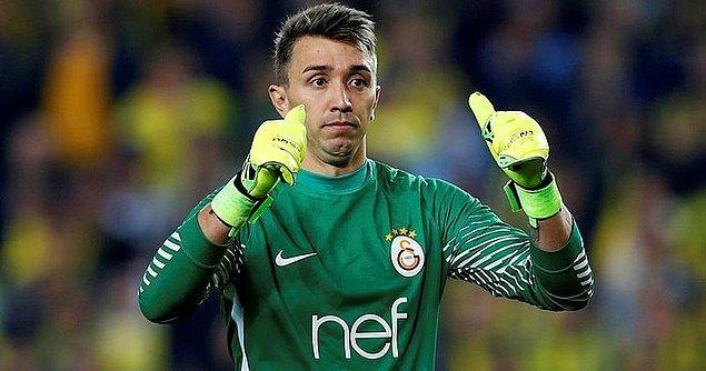 2. Fernando Muslera / Galatasaray
