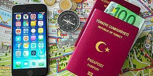 Yurt Dışından Telefon Getirme Süresi 3 Yıla Çıktı, 22 Euroyu Aşmayan Ürünlerde Vergi Muafiyeti Kalktı