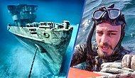 Çanakkale Savaşı'nın En Önemli Gemilerinden Olan Majestik'in Batığına Dalış Görüntüleri