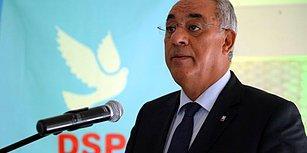 DSP'den Seçim Açıklaması: '23 Haziran'da Hiçbir Adayı Desteklemeyeceğiz'