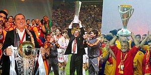 Kupa Koleksiyoncusu Fatih Terim'in Galatasaray ile Kazandığı 18 Kupa