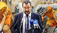 Mitinglere Devletin Uçaklarıyla Gitmekle Suçlanıyor: İtalya İçişleri Bakanı Salvini'ye Soruşturma