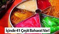 Rengarenk Bir Tat Olan Osmanlı Macunun Aslında Şifa Niyetine Ortaya Çıktığını Biliyor muydunuz?