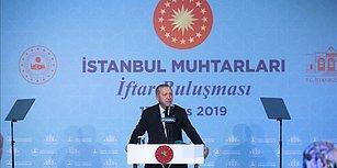 Erdoğan'ın Teklifi: 'Muhtarlık Seçimleri Yerel Seçimlerden Ayrılsın'