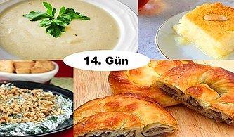 Akşam İftara Ne Pişirsem?' Diye Düşünmeyin! Ramazan'ın 14. Günü İçin İftar Menüsü Önerisi
