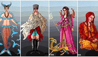 Hangi Mitolojik Türk Tanrıçasın?