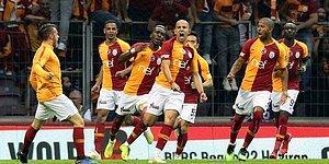 Medipol Başakşehir'i Deviren Galatasaray Spor Toto Süper Lig'de Şampiyonluğunu İlan Etti!