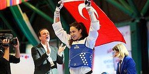 Gururumuz Yine Sahnede! İrem Yaman İki Kez Dünya Şampiyonluğuna Ulaşan İlk Türk Kadın Tekvandocu Oldu