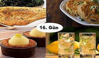 Akşam İftara Ne Pişirsem?' Diye Düşünmeyin! Ramazan'ın 16. Günü İçin İftar Menüsü Önerisi
