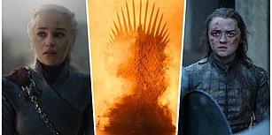 Drogon Annesinin Tahtını Yaptı Bahtını Yapamadı! Veda Ettiğimiz Game of Thrones'un Final Bölümünün Bizlere Hissettirdikleri