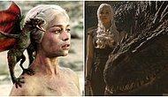 Game Of Thrones'un Final Bölümündeki Ejderha Drogon'un Sahnesi İzleyenlerin Yüreğini Parçaladı!