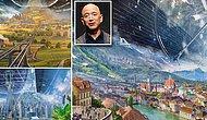 Amazon'un Milyarder Sahibi Jeff Bezos Yeni Uzay Aracı Blue Moon'u ve Hayalindeki Uzay Yaşamını Tanıttı