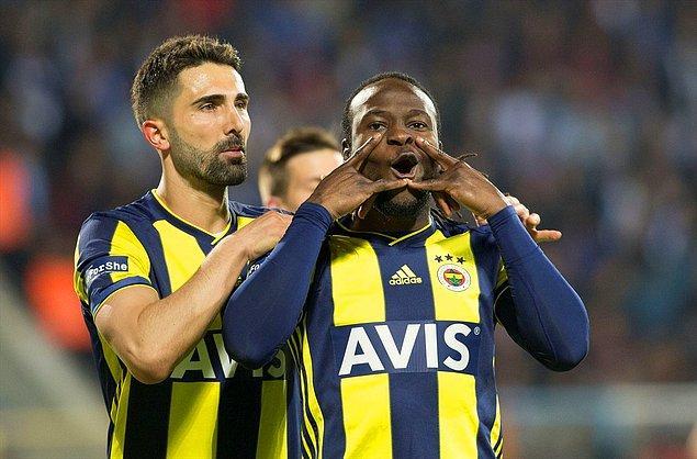 Fenerbahçe, bu sonuçla bu sezon Spor Toto Süper Lig'de ilk kez 3 maçlık galibiyet serisi yakaladı.
