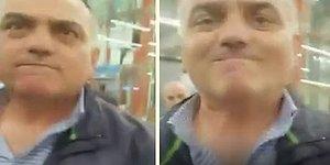İstanbul Havalimanı'nda Taksiciler, UBER'ciye Saldırdı!