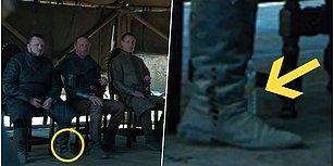 Game of Thrones'un Final Bölümünde Sahnede Unutulup 'Bu Kadarı da Olmaz!' Dedirten Su Şişesi