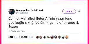 Game of Thrones'un Hayal Kırıklığı Yaratan Finalini Diğer Yapımlarla Karşılaştıran Twitter Kullanıcıları Goygoyun Dibine Vurdu