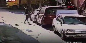 Hırsızları Pencereden Uçarak Durduran Genç