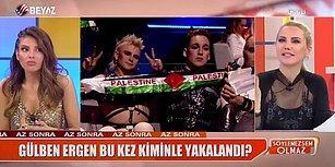 Ece Erken'den İlginç Eurovision 2019 Yorumu: 'Madonna'nın 1. Olamaması Çok Acayip Değil mi?'