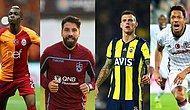 Birçok Yıldız Boşta Kalacak! Spor Toto Süper Lig'de Sezon Sonunda Sözleşmesi Bitecek Futbolcular