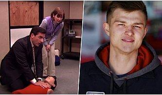 Diziler de Hayat Kurtarıyor! The Office İzleyicisi Kalp Masajı Sahnesi Sayesinde Bir Kadının Hayatını Kurtardı
