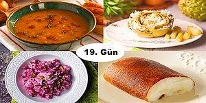 Akşam İftara Ne Pişirsem?' Diye Düşünmeyin! Ramazan'ın 19. Günü İçin İftar Menüsü Önerisi