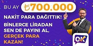 Oyna Kazan'da Kazandıklarınız Hesabınıza Yatıyor: Tam 700.000 TL 27 Mayıs İtibari ile Kullanıcıların Banka Hesaplarında!