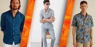 Ne Tarz Giymek İstediğini Bilen Kendinden Emin ve Hedefe Odaklı Erkekler Stilini Baştan Yaratacak!