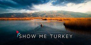 'Bana Türkiye'yi Göster' Diyerek Ülkemizin Muhteşem Güzelliklerini Dünyaya Tanıtan Gezginden Afyon Videosu!