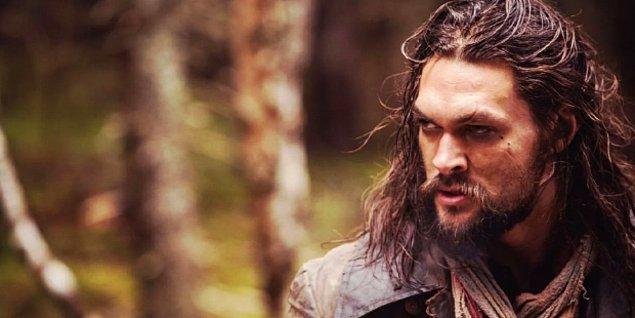 Khal Drogo, Jon Snow'a oldukça tepki gösterdi.